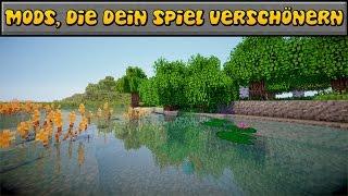 Top 8 Minecraft Mods, die das Spiel verbessern und verschönern [Deutsch/German]