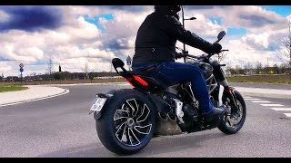 Ducati Xdiavel S 2016 - Test acceleration sound