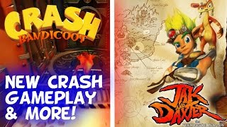 Crash N. Sane Trilogy: Cortex Power & More! Uncharted/Jak & Daxter Pre-Order Bonus!