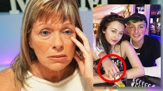 MOM REACTS TO MORGZ & GIRLFRIEND BREAK UP... (emotional)