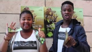 Tante Gutschein & Priince Jackson (Fantastic Six 29.11.2013)