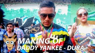 "Dura Daddy Yankee - Making of de parodia ""Tacaña Dura"""