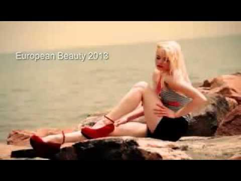 Hot Sexy Beautiful European Women   Video