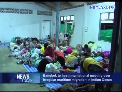 Bangkok to host international meeting over irregular maritime migration in  Indian Ocean