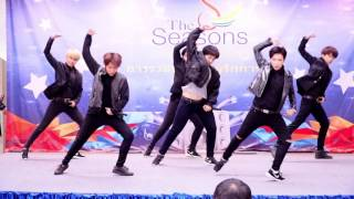 160514 F.A.P cover B.A.P - Kingdom + Young, Wild & Free @The Seasons Cover Dance Contest (Au#2)