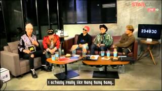 Engsub  Naver Starcast Live BIGBANG