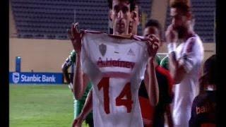 أهداف مباراة الزمالك 2 - 0 ليوبار الكونغولي .. الكونفدرالية 2015