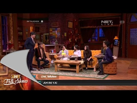 Ini Talk Show 03 April 2015 Part 45 - Ashanti, Aurel , Valerie dan Ina Thomas