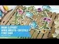 Download Video Download Mama Elephant Birdie Wreath + Gatefold Fence Sympathy Card 3GP MP4 FLV