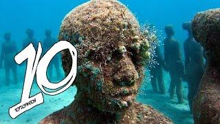 Najbardziej tajemnicze podwodne odkrycia!