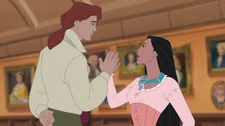 Pocahontas 2 * Wait 'Till He Sees You * Canadian French [HD]