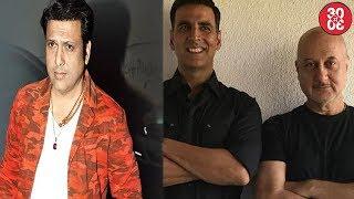 Govinda Thanks Rishi Kapoor | Anupam Kher Gives Back To A Foreign Journalist