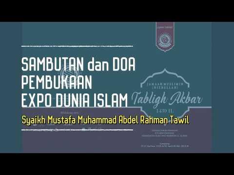Xxx Mp4 Sambutan Dan Do A Syaikh Mustafa Muhammad Abdel Rahman Tawil 3gp Sex