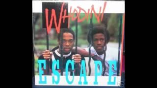 Whodini - Escape - 1984 - full cd