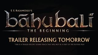 Baahubali Trailer 2 Soundtrack