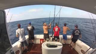Lucky B TV - Offshore Mixed Bag Fishing!