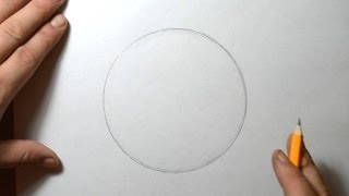 How to Draw a Circle Freehand