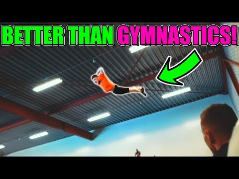 These kids are BETTER than Gymnasts