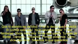La Formula Sigue ( Video Oficial & Letra) - Arcangel, Plan B, Zion y Lennox, RKM y Ken-y