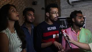 Char Ekke Char Press Announce covered by Kolkata TV