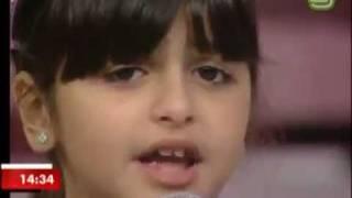 Little girl sings better than justin bieber - baby