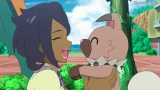 Olivia Meets Everyone's Pokémon - Pokémon Sun & Moon Episode 31 [English Dubbed]