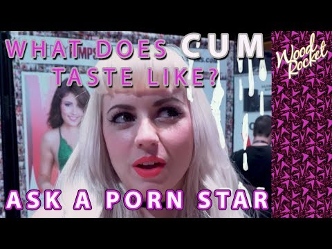 Xxx Mp4 Ask A Porn Star What Does Cum Taste Like 3gp Sex