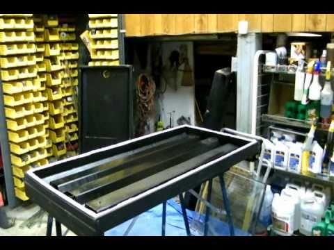 Xxx Mp4 Eco Steve Homemade DIY Free Solar Hot Air Collector Heater Free Heat 3gp Sex