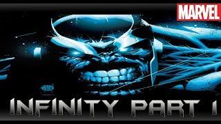 การจู่โจมโลกของธานอส[ Infinity Part 1]comic world daily