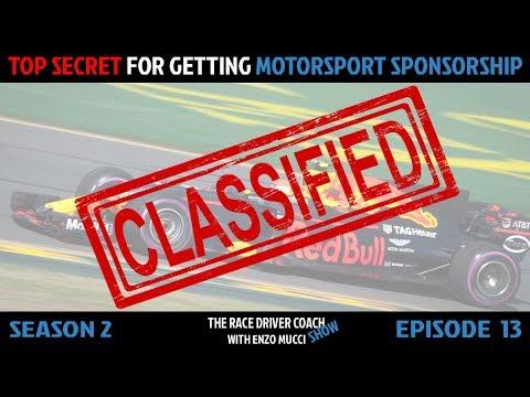 Xxx Mp4 Top Secret For Getting Motorsport Sponsorship Enzo Mucci TRDC Show S2 Ep13 3gp Sex