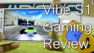 Lenovo Vibe S1 Gaming Review With Benchmarks And Heating Test