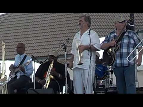 Gene King Saxe Walker and the Jazz All Stars with Jerry Loos