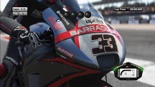 MotoGP 15 Aprilia Gameplay (PS4)