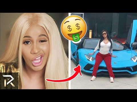 This is How Cardi B Spends Her Millions