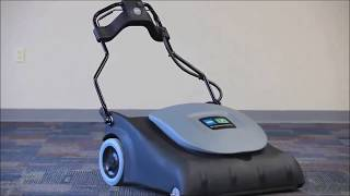 Klenco Tennant V WA 76 Wide Area Carpet Vacuum Cleaner