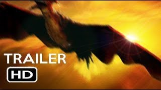 Rodan Movie Trailer (2019) Fan Made
