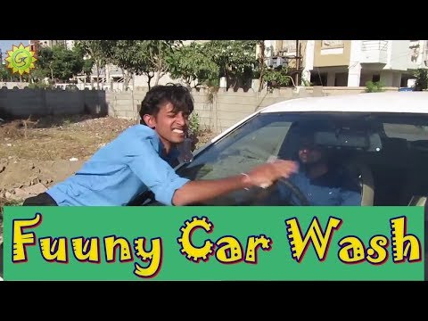 Xxx Mp4 Funny Car Wash Less Then 1 Min Video Silent Video Glowsun Productions GSP 3gp Sex