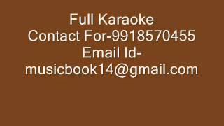 Aashiq Hoon Karaoke Kya Yehi Pyaar Hai