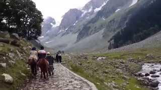 Sonamarg Kashmir in september