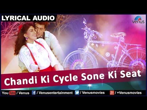 Xxx Mp4 Chandi Ki Cycle Sone Ki Seat Full Song With Lyrics Bhabhi Govinda Juhi Chawla 3gp Sex