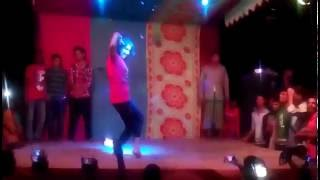 deklei matha nosto dhaka dance club (sonali) bangla funy dance program 2016