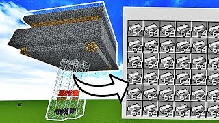 COMMENT FAIRE UNE MACHINE EPIC DANS MINECRAFT !   Minecraft Skygrid ! #Ep13
