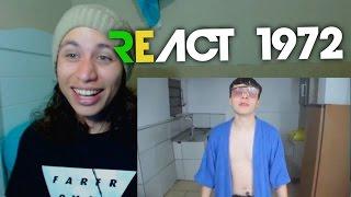 React 1972 OMAR em: FACA QUENTE VS MEUS PENTELHO (EXPLODIU?) [The King Of Zuera]