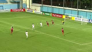 Home United FC 0-2 4.25 SC (AFC Cup 2018 : Inter-Zonal Semi-Final First Leg)
