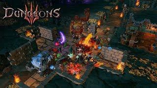 Dungeons 3 - Teaser (RU)