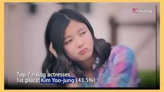 Showbiz Korea - TOP 7 RISING ACTRESSES 차세대 여배우