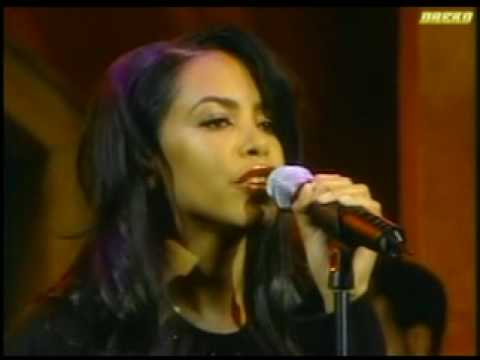 Download Aaliyah - More Than A Woman (Live On Regis)