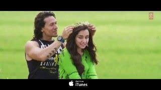 Girl I Need You Song BAAGHI Tiger, Shraddha Arijit Singh, Meet Bros Muzamil Khan