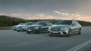 2018 Mercedes-Benz C-Class Facelift Family Commercial