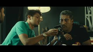 Karthick Naren Meets Rahman For His Camera - Dhuruvangal Pathinaaru Tamil Latest Movie Scene